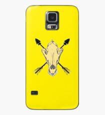Wolf Skull - 8 Case/Skin for Samsung Galaxy