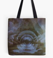 Eating Ones Own Tail Tote Bag