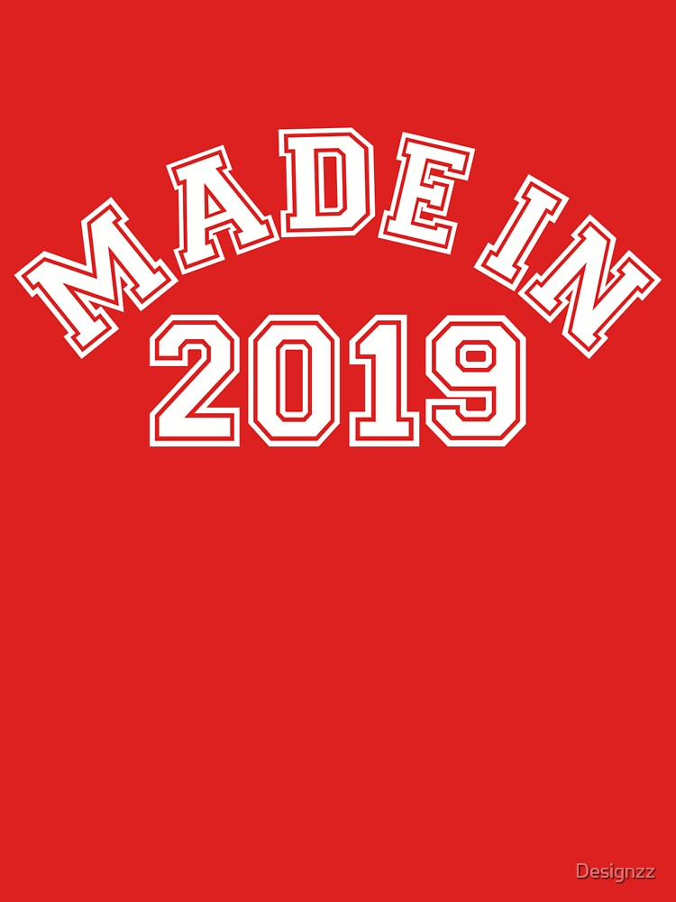 Made in 2019 by Designzz