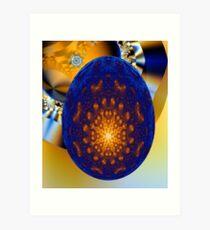 Faberge Egg Print Art Print
