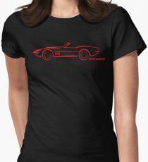 1968 Corvette Convertible Red T-Shirt