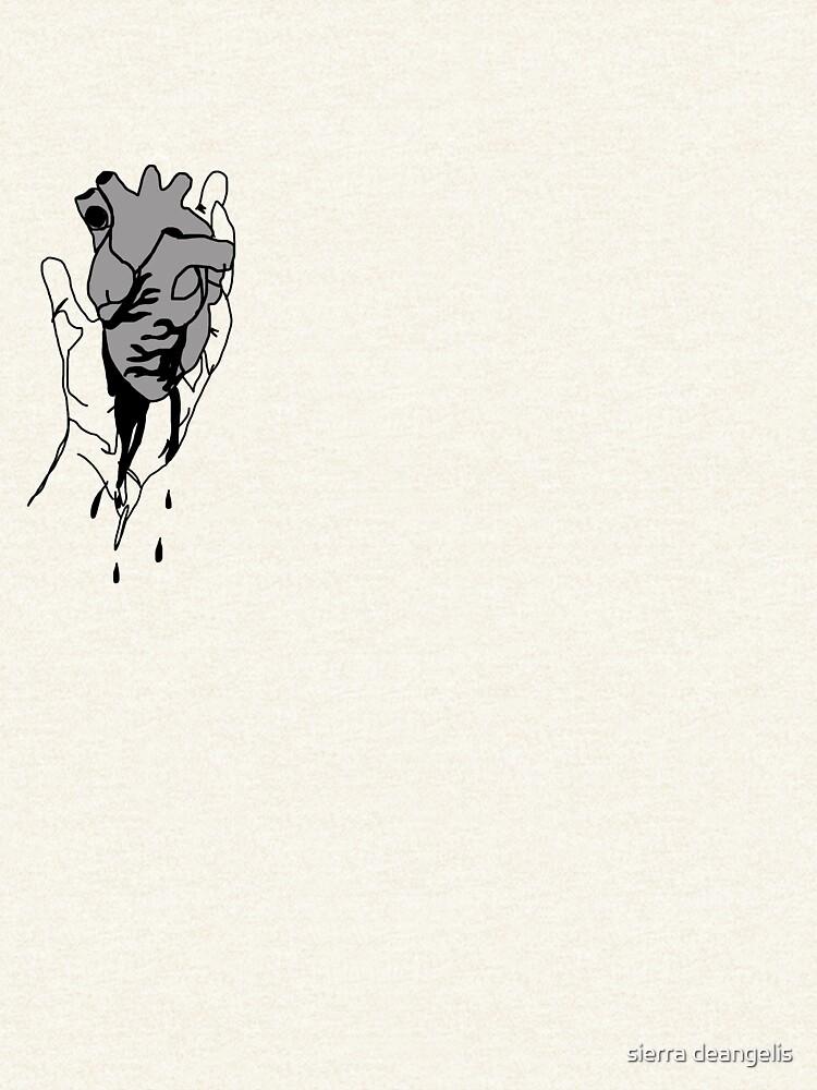 MY HEART IN UR HANDS - BLACK by sleepygrll