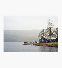 Loch Ness Photographic Print
