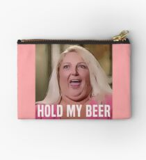 Hold My Beer Studio Pouch