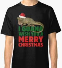 a895bec39 Funny Iguana Xmas Pet Lizard Gift guana Wish You A Merry Christmas Funny  Iguana, I