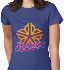 Retro Rochester Women's Fitted T-Shirt