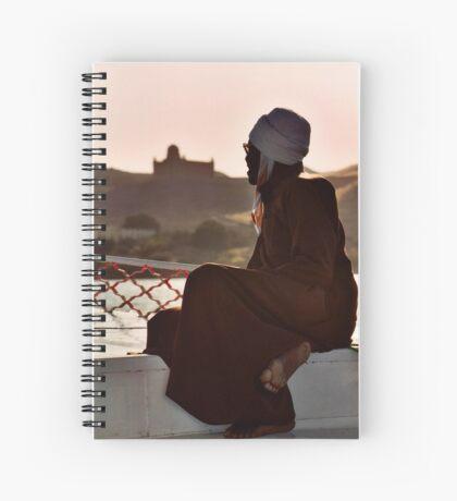 Nubian Man Spiral Notebook