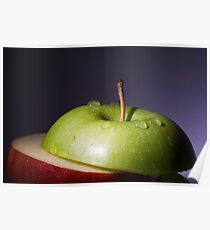Special Apple Poster