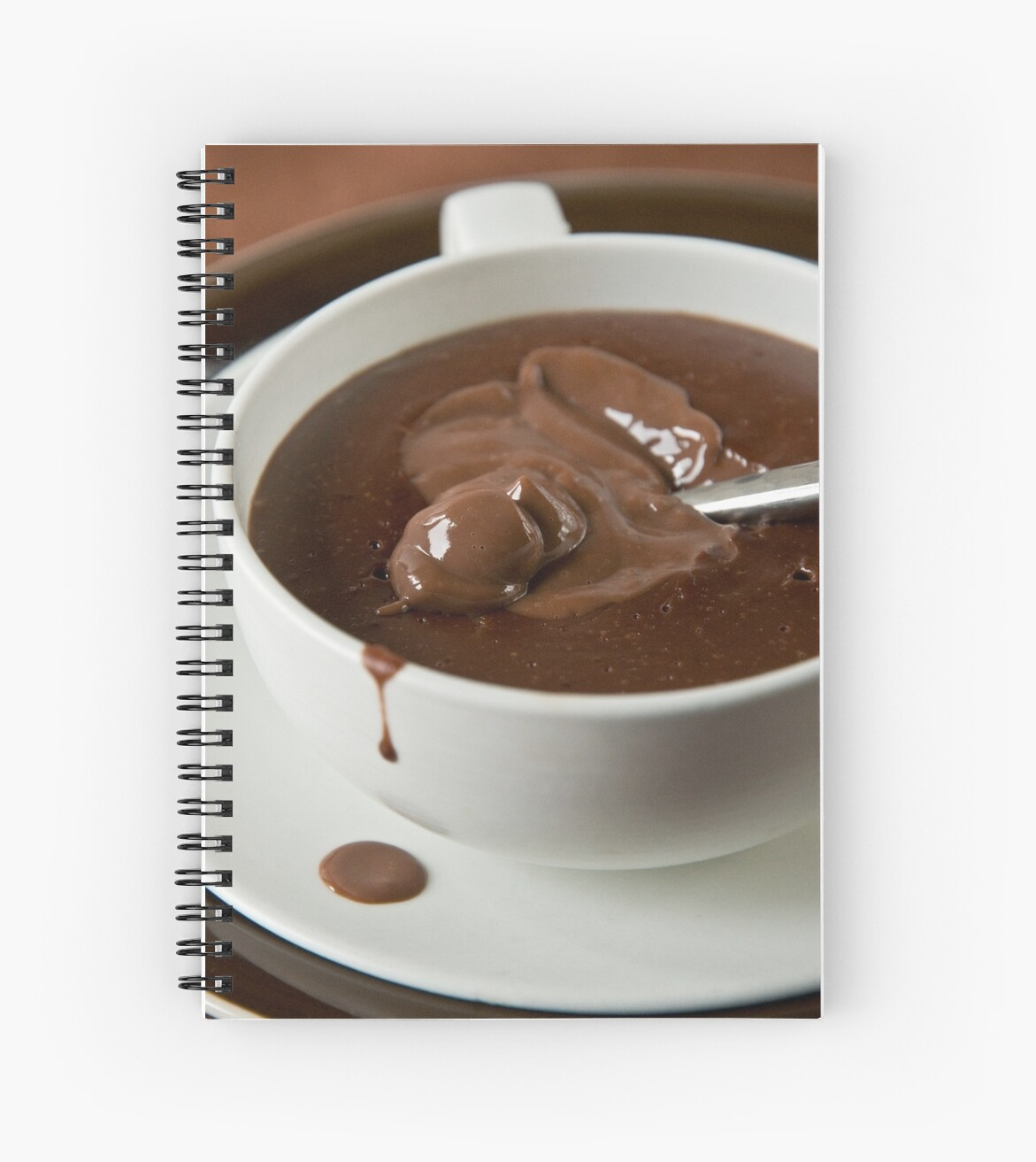 A cup of chocolate by Ilva Beretta