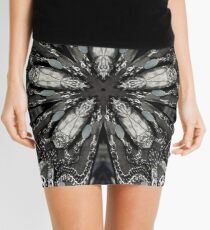 Flowers From Fossils Mini Skirt