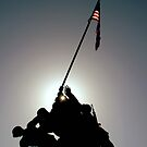 ~Iwo Jima Memorial~ by a~m .