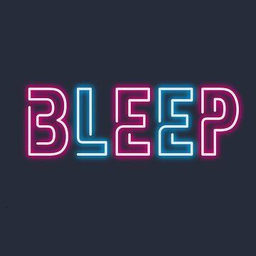 Bleep (v1) by BlueRockDesigns