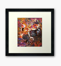 Hermit Series... INsIdE the Cave~Anything is Possible Framed Print