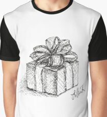 Gift - Sketch by Laura Jaen Graphic T-Shirt
