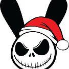 Jack the Lucky Rabbit Santa Edition by Gabrielle Cohen