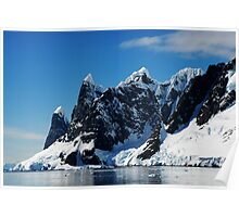 Cape Renard, Lemaire Channel, Antarctic Peninsula Poster
