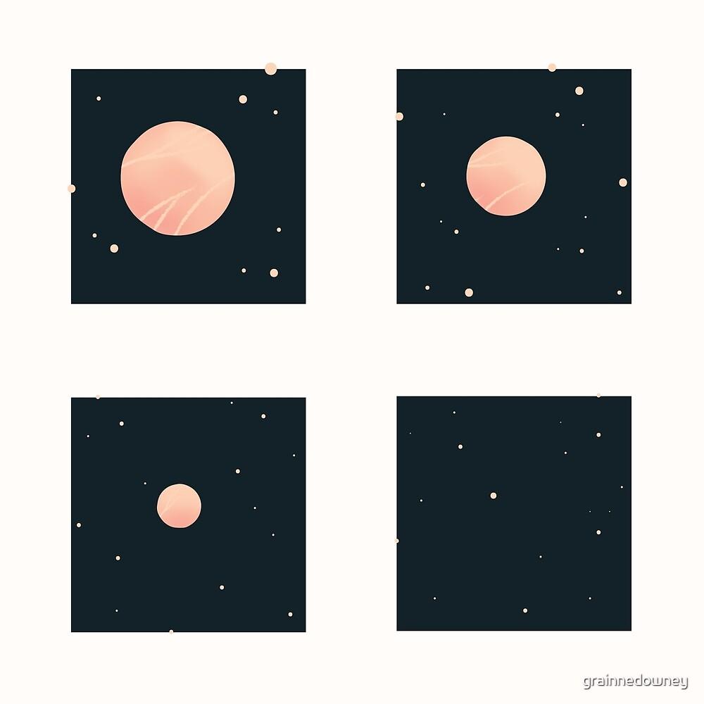 venus (planet of love) by grainnedowney