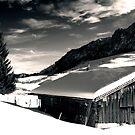 Winter, Austria by Sabine Jacobs