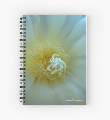 Floral Fusion Spiral Notebook