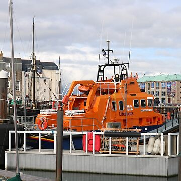 Weymouth Lifeboat by kalaryder