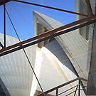 Opera House - Sydney by Adah