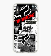 Fox Motocross Racing iPhone Case