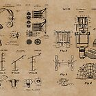 Sound Equipment Vintage Patent Prints by MadebyDesign