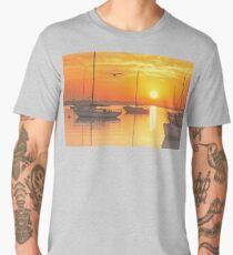 Peaceful Beginnings  Men's Premium T-Shirt