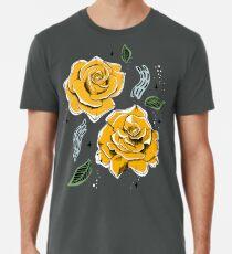 Gold Roses Premium T-Shirt