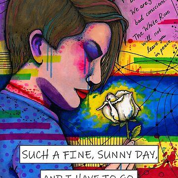 Sophie Scholl by melander