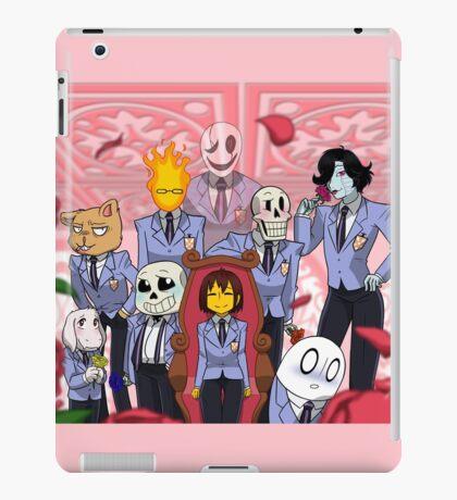 Host Tale iPad Case/Skin