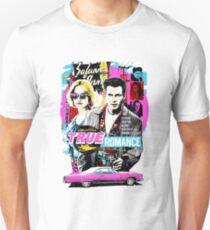 Camiseta unisex Ficción románica de los 90