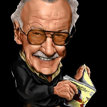 Stan Lee by Nkioi
