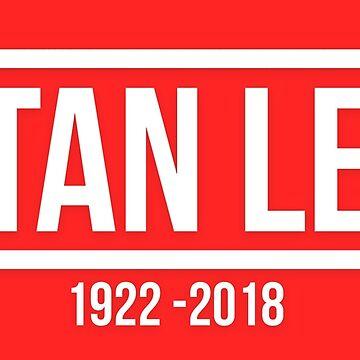 Stan Lee memory  by mariocassar