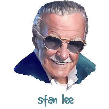 Creator Stan Lee  by Nkioi