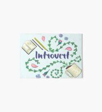 Lámina rígida Introvertido