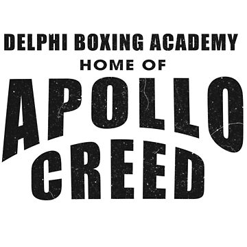 Delphi Boxing Academy by 23jd45