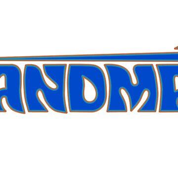 Holden Sandman T-Shirt by 23jd45