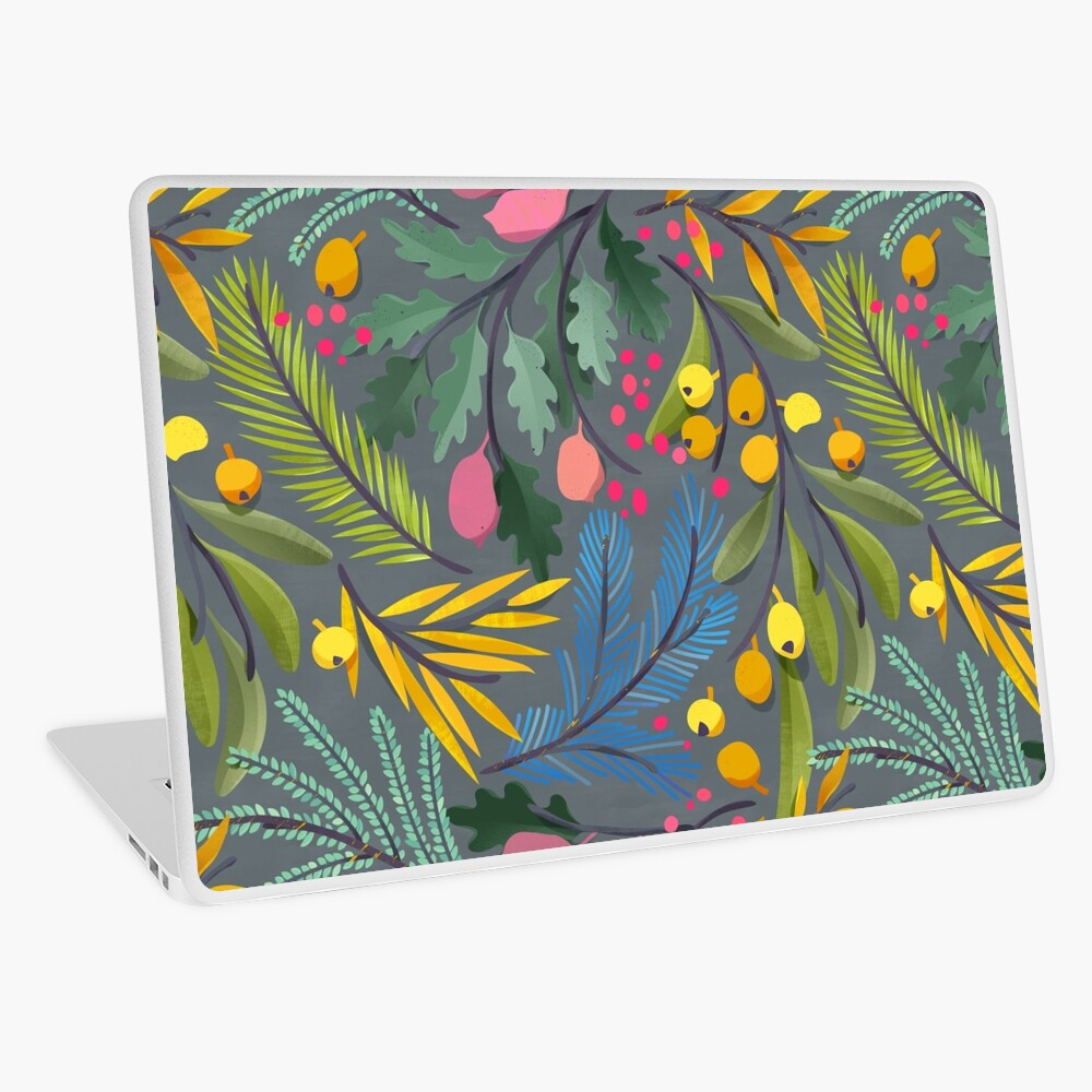 Fairy's garden Laptop Skin