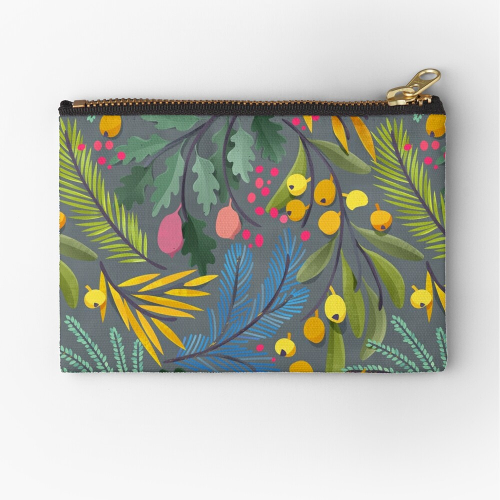 Fairy's garden Zipper Pouch