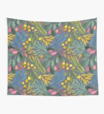 Fairy's garden Wall Tapestry