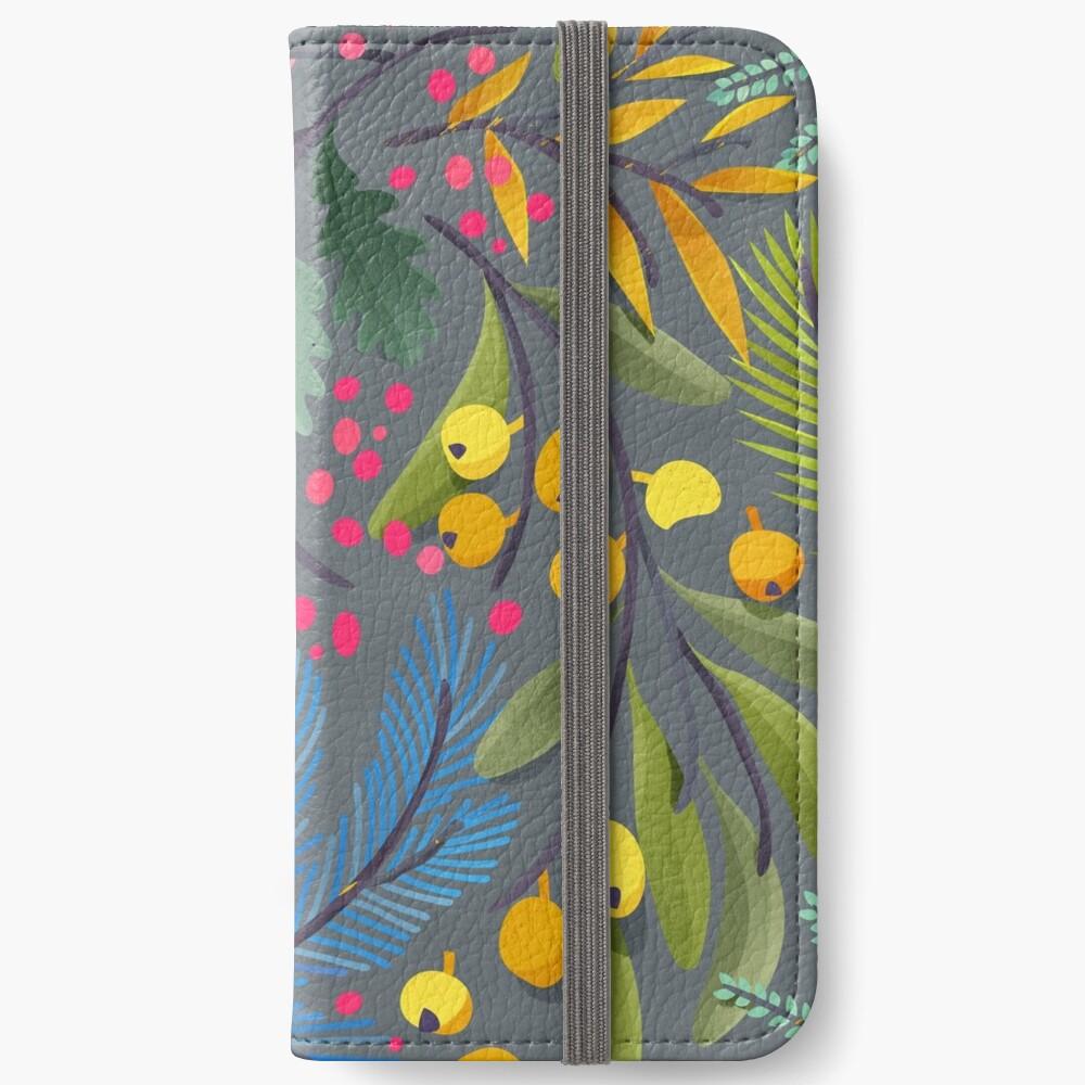 Fairy's garden iPhone Wallet