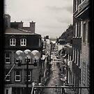 Quebec City circa 1980 by Ellen Cotton