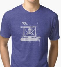 PiRATE Tri-blend T-Shirt