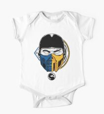 Scorpion and Subzero Kids Clothes