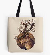 Autumn Embers Tote Bag