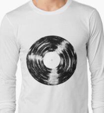 Camiseta de manga larga Vinilo