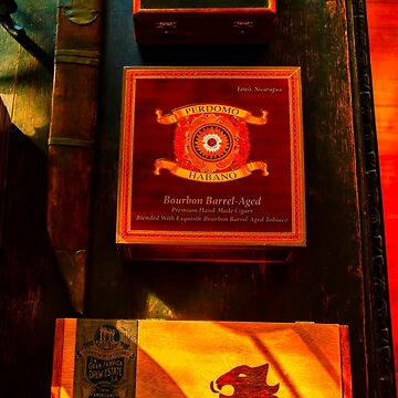 Corner Table Cigar Boxes by JoeGeraci