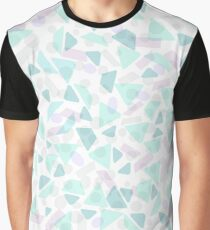 Seamless geometric pattern. Abstract background. Graphic T-Shirt