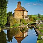 The Lock Keeper's Cottage by Viv Thompson